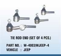 JEEP TIE ROD END (SET OF 4 PCS.)