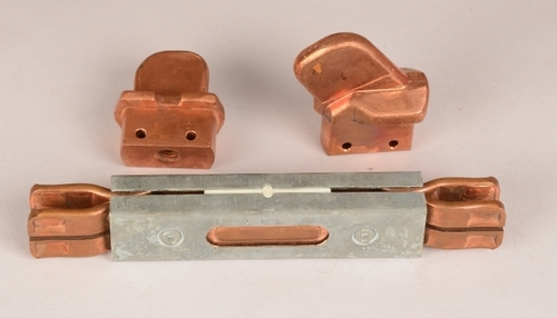 Copper Electrical Switch Contact