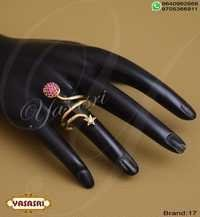 Ruby Stone cz Ring