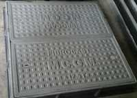 FRP Rectangular Frame Manhole Cover