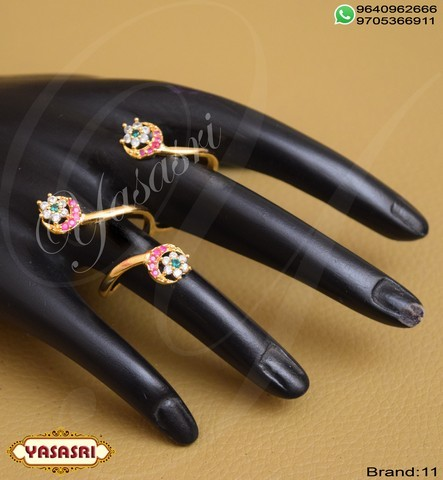 Ladies Traditional Ring