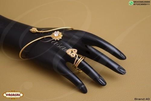 Finger Handset Women Trendy Design Ring