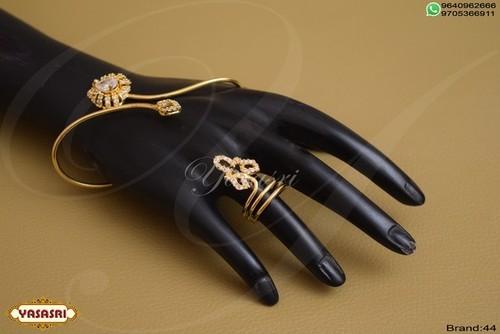 Finger Handset Designer Ladies Ring