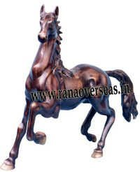 Brass Metal Decorative Horse  HCB 2099