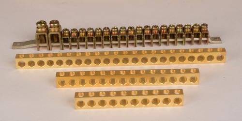 Brass Neutral Bus Bar