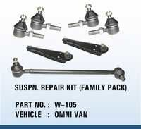OMNI VAN suspn repair kit (family pack)