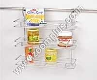 SS Hanging Multipurpose Rack