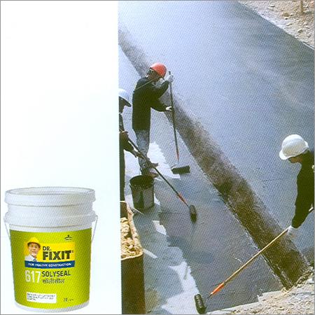 Elstomeric Bituminous Waterproofing