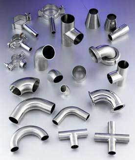 Stainless Steel Dairy Fittings