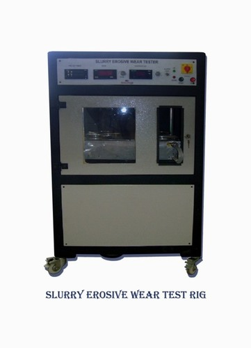 SLURRY EROSIVE WEAR TESTER