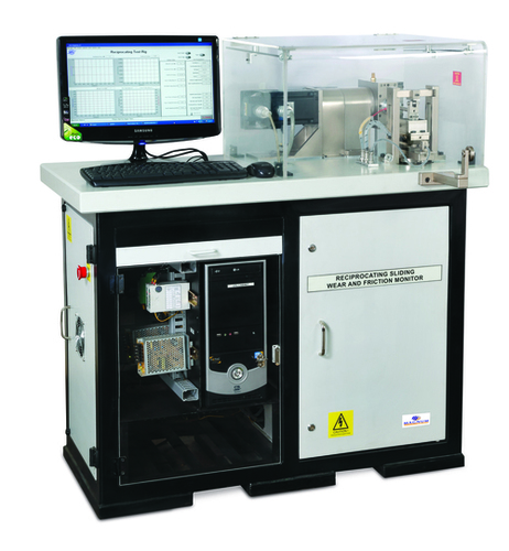 HIGH FREQUENCY FRICTION & WEAR TEST RIG
