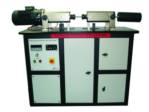 FOUR POINT ROTARY FATIGUE TEST RIG