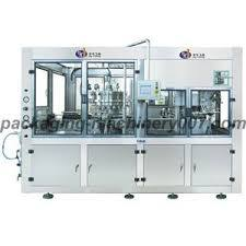 Mineral Water Pouch Packing And Filling Machine - Mineral
