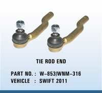 SWIFT 2011 THE ROD END