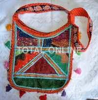 Handicraft textiles bag