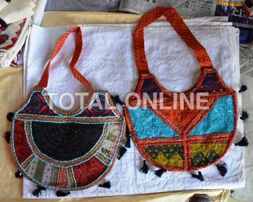 Handicraft textiles bag