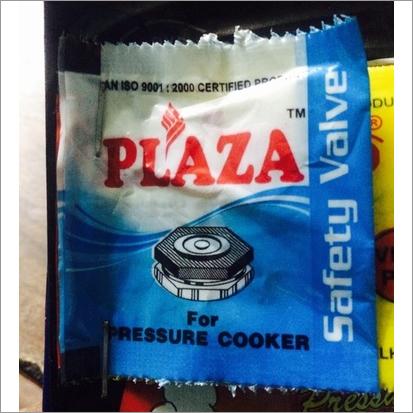 Cooker Safety Valve