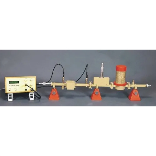 Gunn Microwave Test Bench-2