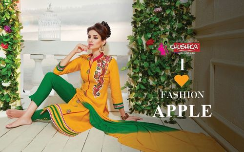 Latest Collection Apple Salwar Suits Online