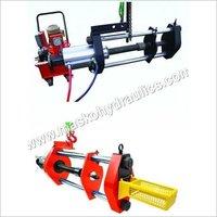 Hydraulic Track Pin Pusher