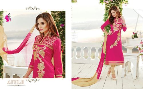 Wholesale Salwar Suits Apple Collection