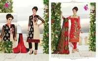 Embroider Work Salwar Suits