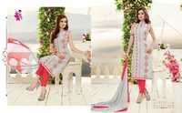 Bottom Work Salwar Kameez