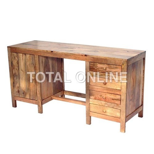 Exquisite Study Table With Four Drawers