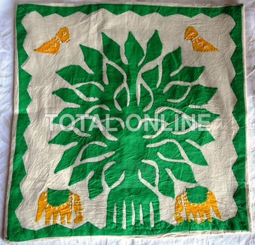 Handicrafts Cushion Cover