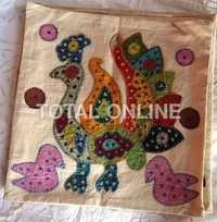 Handicrafts Ethnic Cushion Cover