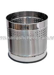 Perforated Planter (Stainless Steel)