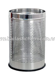 STAINLESS STEEL BINS AND PLANTERS