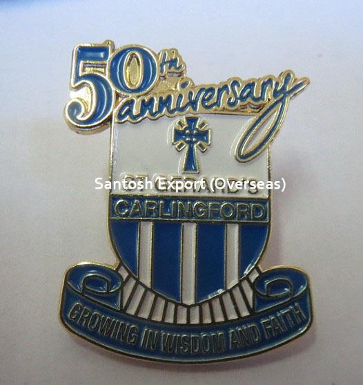 Chest badge