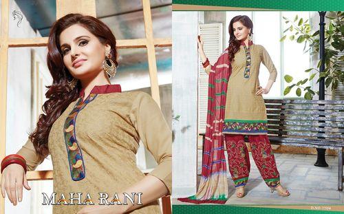 Maharani Party Wear Wholesale Salwar Suits