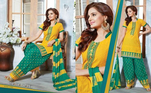 Online Women Patiala Salwar Suits