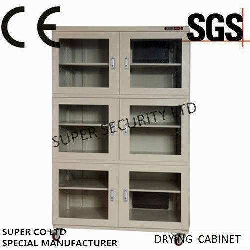 Auto Dry Cabinet Customized For Electronics Storage