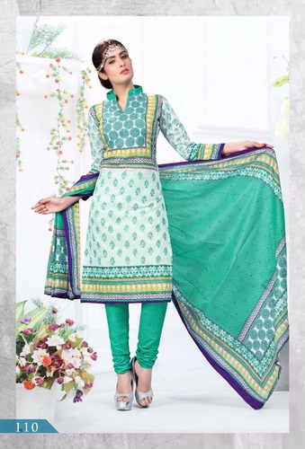 Pure Cotton Printed Salwar Suits Full Cataloge