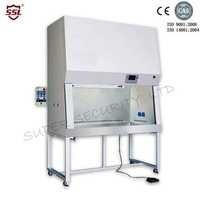 Biology Biologic Safety Cabinet For School , Laboratory Fume Cupboards With Filter