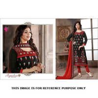 New Arrivals Embroidery Patch Work Salwar Suits