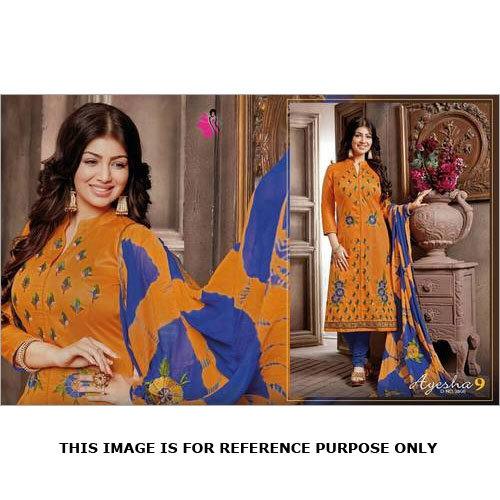 Ayesha 9 Churidar Dress Materials