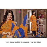 Ayesha 9 Churidar Dress Materials