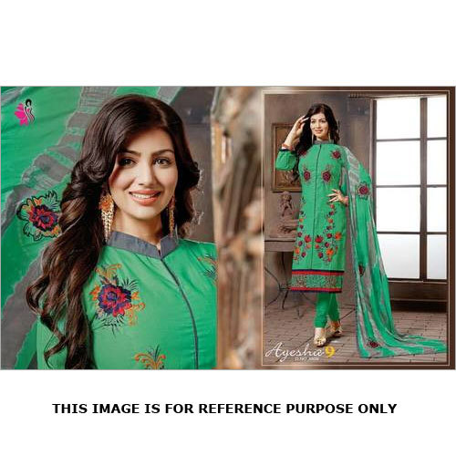 Neck pattern Work & Dupatta Work Salwar Suits