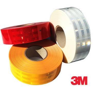 3M Diamond Grade Retro Reflective Tapes