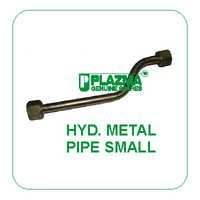 Hydraulic Metal Pipe Small Green Tractors