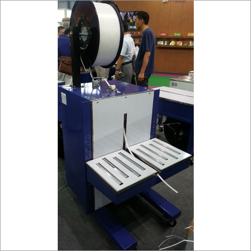 Semi Auto Side Sealing Strapping Machine