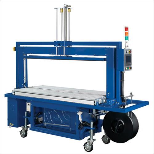 Automatic Top Press Strapping Machine