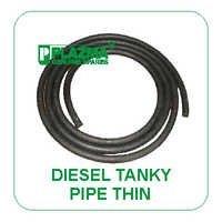 Diesel Tanky Pipe Thin Spl. John Deere