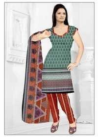 Indian Cotton Salwar Kameez Mfg