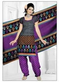 Cotton Dress Materials Mfg