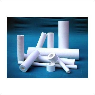 PP Sintered Filter Candles Manufacturer,Supplier and Exporter